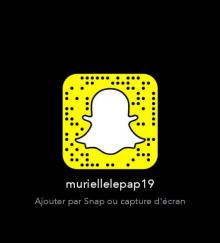 Snapcode Murielle