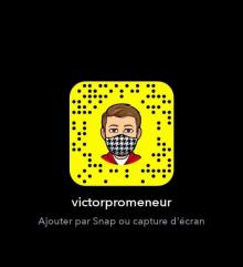 Snapcode Victor
