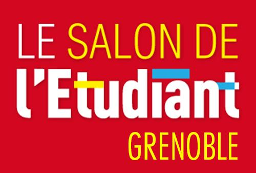 affiche salon étudiant